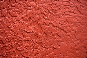 Red textured wall free stock image