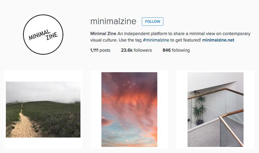 minimalzine