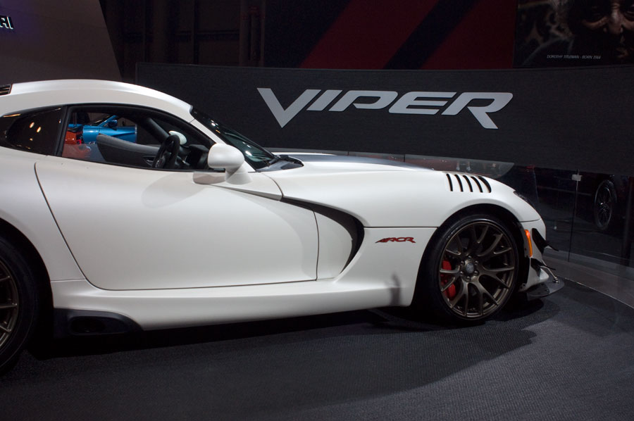 All-new Dodge Viper