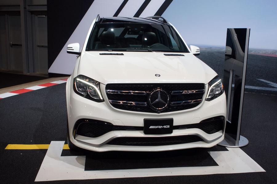 2017 Mercedes GLS AMG SUV