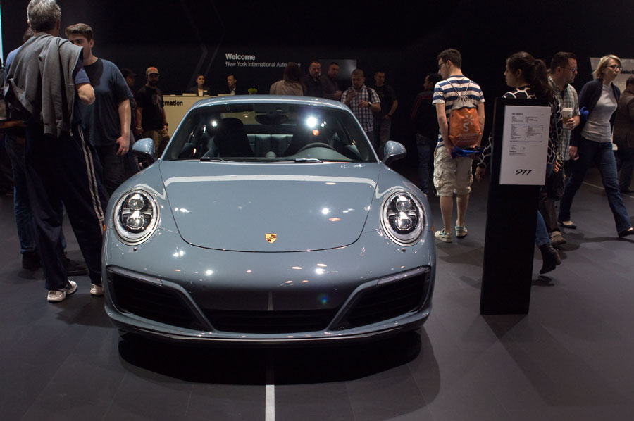 Porsche 911 coupe