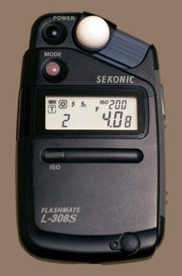 Sekonic Flashmate L308S