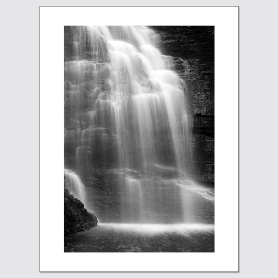 Limited edition print – Bridal Veil Falls