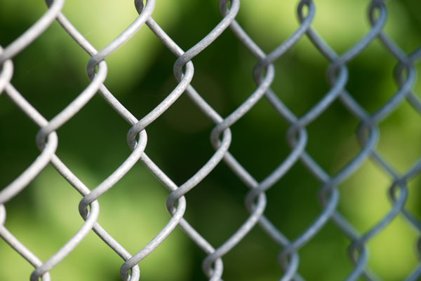 Free stock image of chain link fence