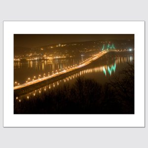 Tappan Zee reflections limited edition photographic print