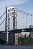 Free stock photo of the George Washington Bridge