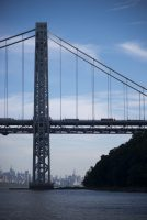 Free stock photo of the George Washington Bridge.