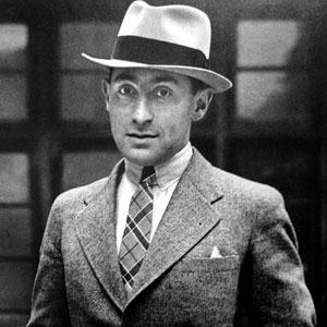 Portrait of Alfred Eisenstaedt in London