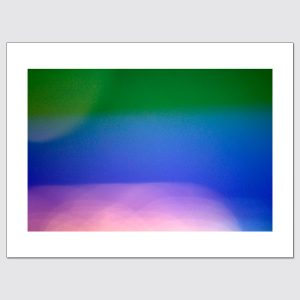 Colorful abstract limited edition fine art photo