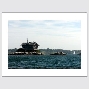 Clingstone in Narransett Bay limited edition photo print