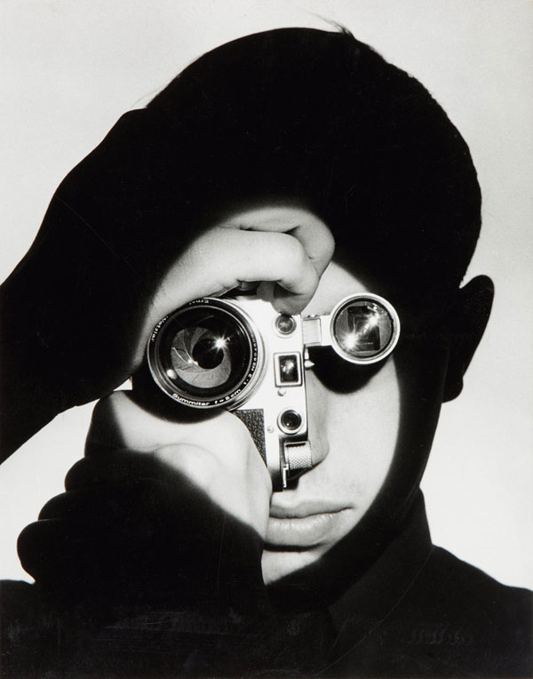 The Photojournalist, Andreas Feininger's most famous image.