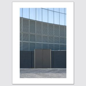 Revel hotel and casino boardwalk door limited edition photographic print