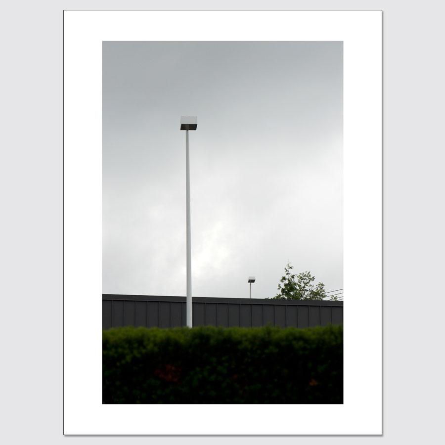 Pair of Streetlights limited edition wall art