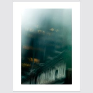 Abstract skyscraper limited edition photo print