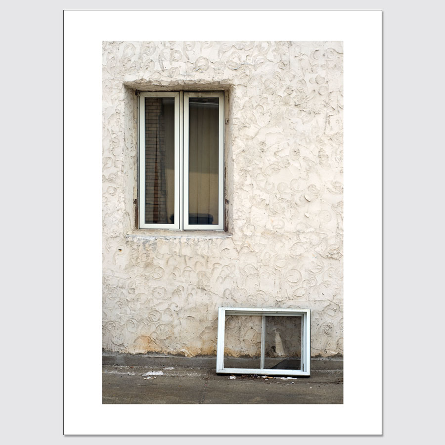 Windows limited edition wall art, ready to hang