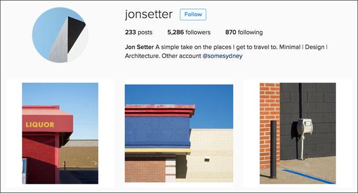 Jon Setter on Instagram